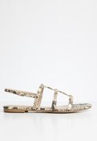 ALDO - Astiria sandal - natural multi