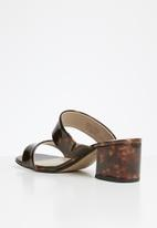 ALDO - Sylith heel - 210 medium brown