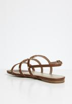 ALDO - Astiria sandal - cognac