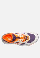 Saucony Originals - Aya - white/purple/orange