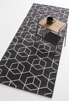 Hertex Fabrics - Rhodes balcony runner - domino