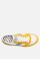 Saucony Originals - Jazz vintage - white/yellow/silver