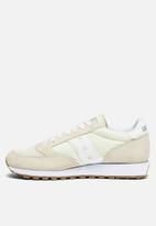 Saucony Originals - Jazz vintage - white/white