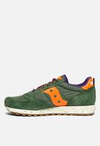 Saucony Originals - Jazz original outdoor - green/orange