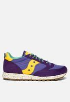 Saucony Originals - Jazz original outdoor - purple/yellow