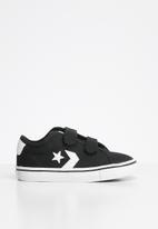 Converse - Converse star replay 2v - black