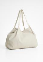STYLE REPUBLIC - Hobo shopper bag - grey