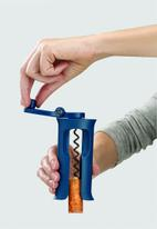 Joseph Joseph - Barwise easy-action winding corkscrew - blue