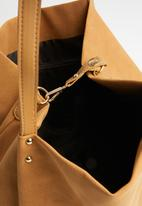 STYLE REPUBLIC - Hobo shopper bag - tan