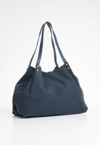 STYLE REPUBLIC - Hobo shopper bag - navy