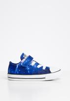 Converse - Chuck Taylor All Star 1v miss galaxy print - blue
