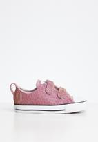 Converse - Chuck Taylor All Star 2v space star - pink