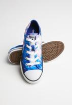 Converse - Chuck Taylor All Star miss galaxy tie dye - blue