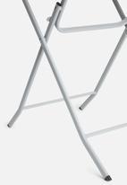 Sixth Floor - Bistro table square - grey