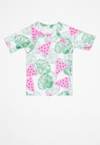 POP CANDY - Rash watermelon print vest - multi