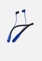 Skullcandy - Ink'd+wireless earphones - blue