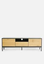 Sixth Floor - Seaford tv cabinet - natural