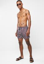 Brave Soul - Clacton swim shorts - multi