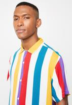 Brave Soul - Trend striped shirt - multi