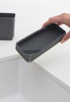 Brabantia - Sink organizer - dark grey