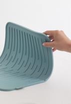 Brabantia - Silicone dish drying mat - mint