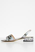 ALDO - Kaeissi leather sandal - other purple
