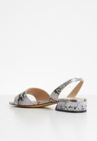 ALDO - Kaeissi leather sandal - other purple