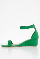 Madison® - Charlie wedge - green