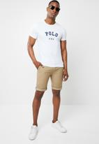 POLO - Classic printed T-shirt - white