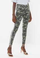 Sissy Boy - Under cover axel cargo pants - green