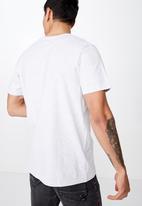 Cotton On - Tbar sport short sleeve tee - white