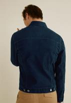 MANGO - Ryan jacket - navy