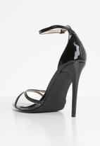 Superbalist - Lisa heels - black