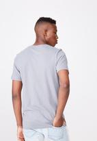 Cotton On - Essential crew tee - grey