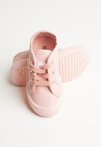 SOVIET - Baby i wolf sneakers - pink