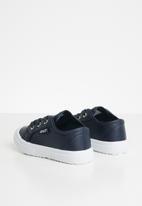 SOVIET - Baby i wolf sneakers - navy