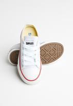 SOVIET - Baby i viper sneakers - white