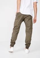 Cotton On - Urban jogger - khaki