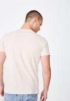 Cotton On - Essential crew tee - pink