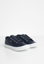 SOVIET - K wolf sneakers - navy