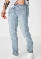Cotton On - Slim fit jeans - blue
