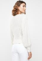 Vero Moda - Shay blouse - beige