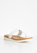 Call It Spring - Etches sandal - white