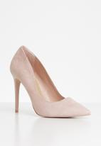 Call It Spring - Mykel stiletto court - pink