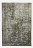 Hertex Fabrics - Ghayth rug - green