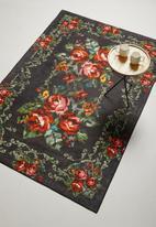 Hertex Fabrics - Gypsy romance rug - rose