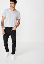 Cotton On - Slim fit jeans - black