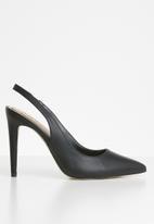 Call It Spring - Balkana heel - black