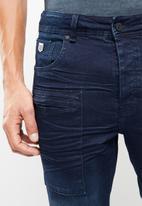 S.P.C.C. - Sabre slim fit jeans - blue