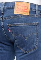Levi's® - 511 Slim fit goldenrod mid overt - blue